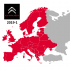 Citroen Full Europe 2019-1 Digital Map | eMyWay