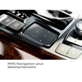 MMI Navigation Plus user guide