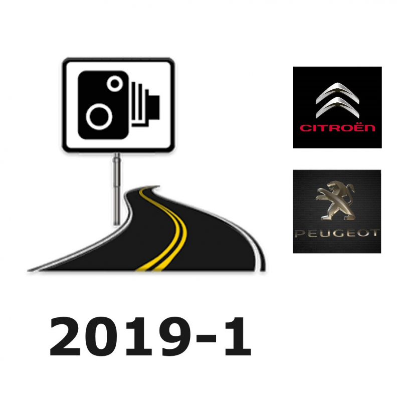 Peugeot / Citroen Speedcams Europe 2019-1
