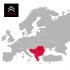 Citroen South East Europe 2019-1 Digital Map | eMyWay