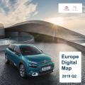 Citroen Full Europe 2019-2 Digital Map | eMyWay