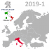Peugeot Italy 2019-1 Digital Map | eMyWay