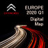 Citroen Full Europe 2020-1 Digital Map | eMyWay
